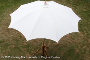 ขายส่งร่มผ้าโทเร ร่มผ้าฝ้ายดิบ ร่มกันแดด ราคาจากโรงงาน